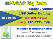 Hadoop Online Training and Placement