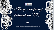 cheap company formation in UK