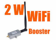 Stronger 2W/333DBm WiFi Booster Amplifier
